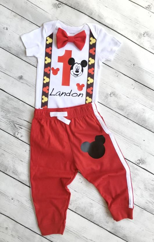 mickey mouse first birthday outfit - mickey mouse birthday shirt mickey mouse birthday outfit mickey mouse first birthday onesie cake smash - My Three Little Hearts