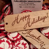 Fjällräven Launches a Chinatown Pop Up Store for the Holidays | #Vancouverscape