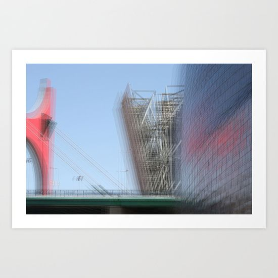 Buy BILBAO by CHVS as a high quality Art Print. Worldwide shipping available at Society6.com. Just one of millions of products available.