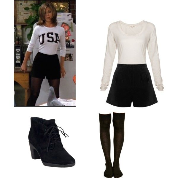 A fashion look from December 2015 featuring Cotton Citizen t-shirts, Oasis shorts and Clarks ankle booties. Browse and shop related looks.