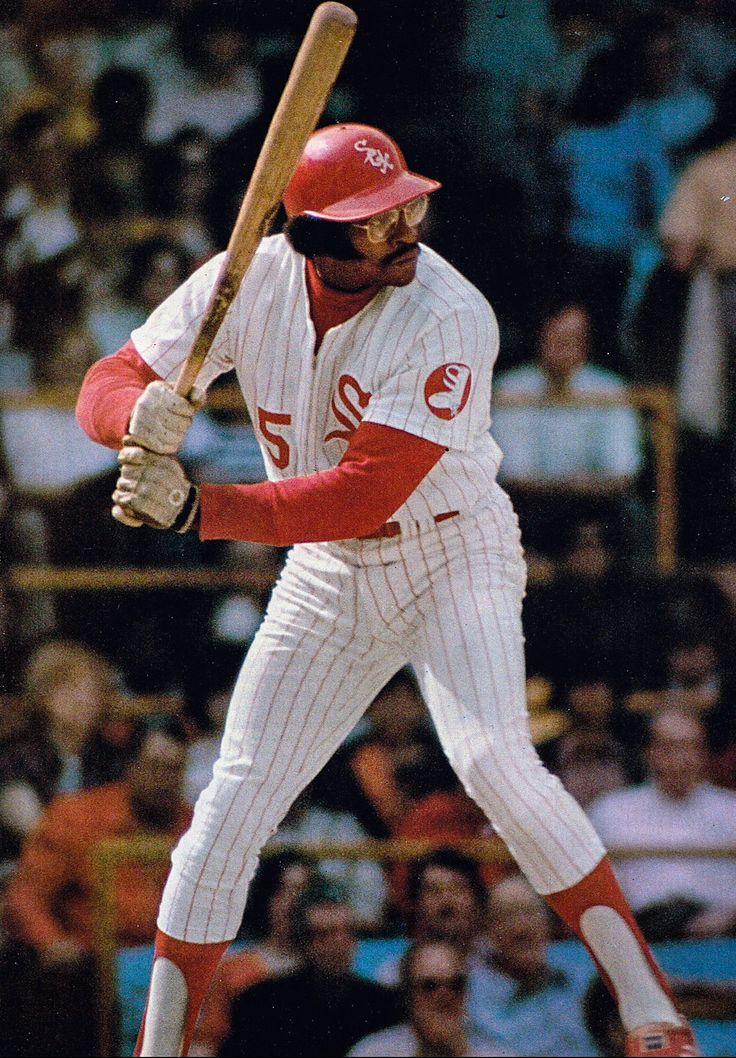 Dick Allen 1972 White Sox Dick Allen Pinterest