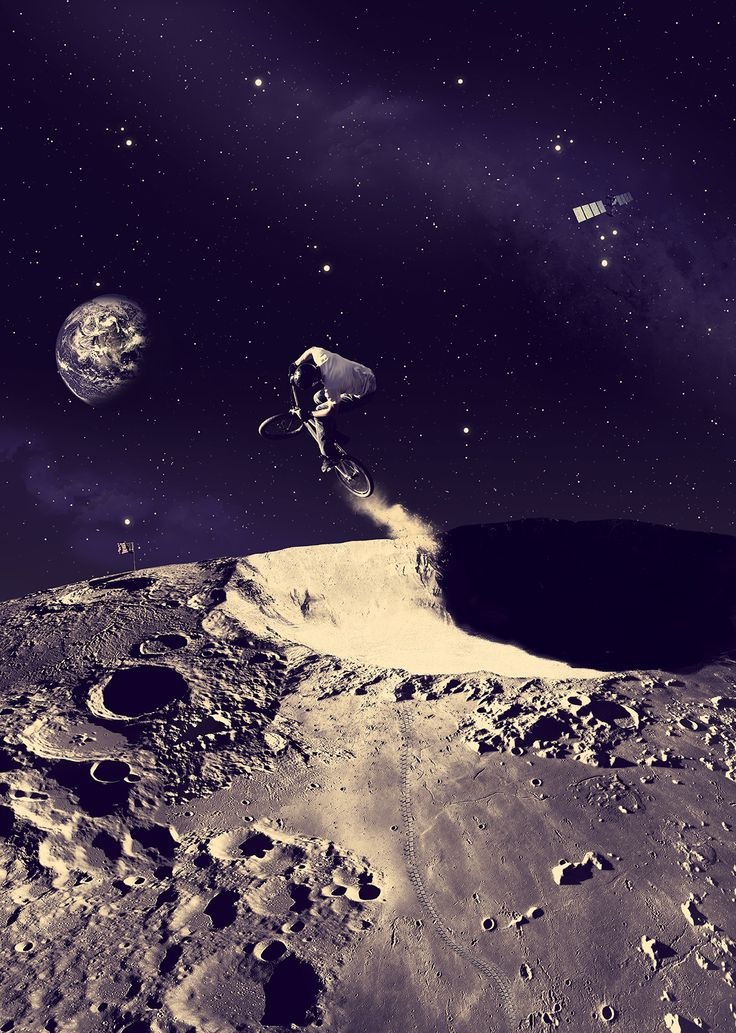 BXM'er on the moon with efneo Active Hub!