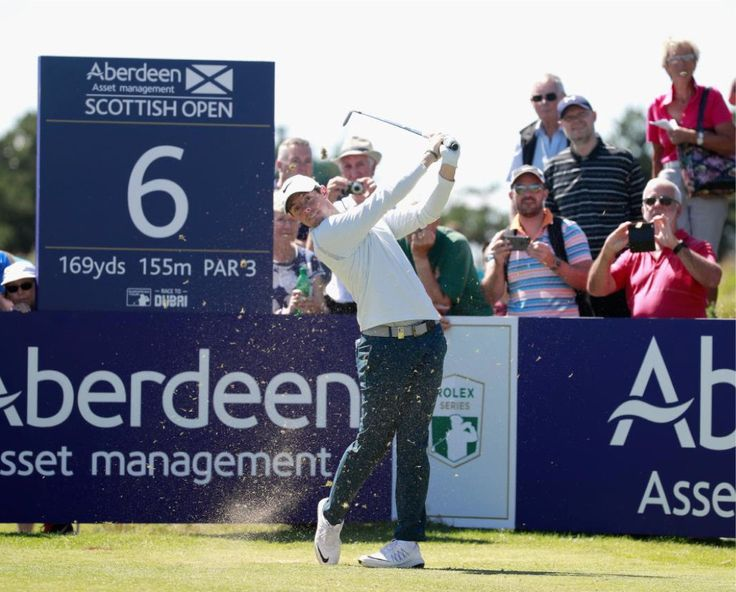 Four of the highest ranked players in the Aberdeen Asset Management Scottish Open field have expressed their delight at teeing it up in the Home of Golf for a week of links golf ahead of The Open Championship at Royal Birkdale next week. Four-time Major winner Rory McIlroy is competing in the tournament for the first time since 2014 and he is targeting a big week at Dundonald Links after the disappointment of missing the cut on home soil at the Dubai Duty Free Irish Open hosted by the Rory…