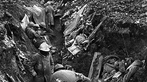 World War One - the first truly global conflict