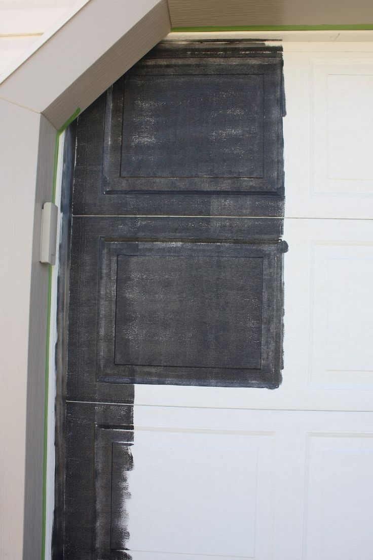 16 best Madison Painting Garage Doors images on Pinterest ... on Garage Door Painting Ideas  id=87621