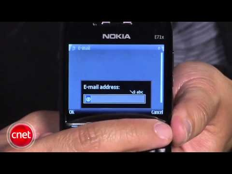 Nokia E71x Review (AT)