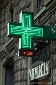 Farmacia Signs Neon