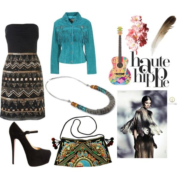 """""""Haute Hippie!"""" by mymagnifico.com on Polyvore"""