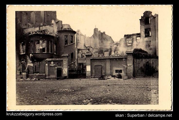 Warsaw Poland II World War