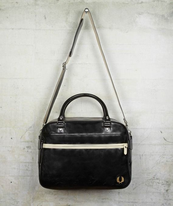 Classic Overnight Bag by Fred Perry