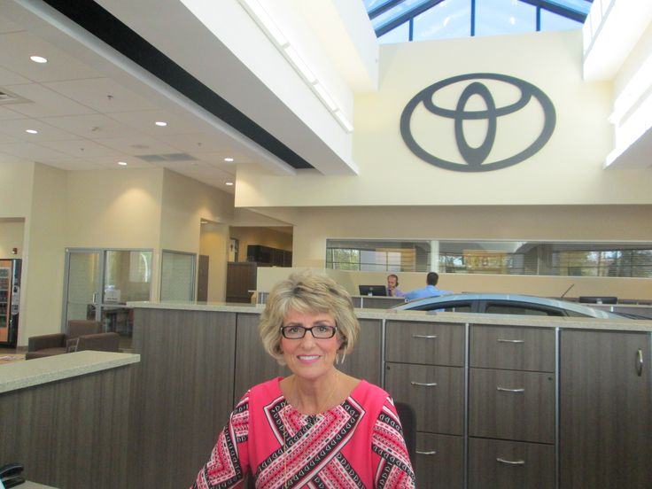 We are proud to recognize our receptionist, Bev Hahn, for 10 years of loyal and dedicated service with Toyota of Puyallup!  Thank you Bev, you're awesome!