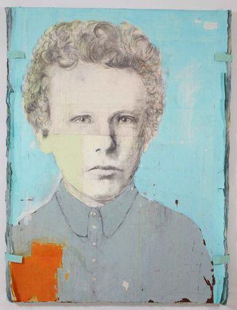 LOUIS BOUDREAULT, Vincent van Gogh, 2011