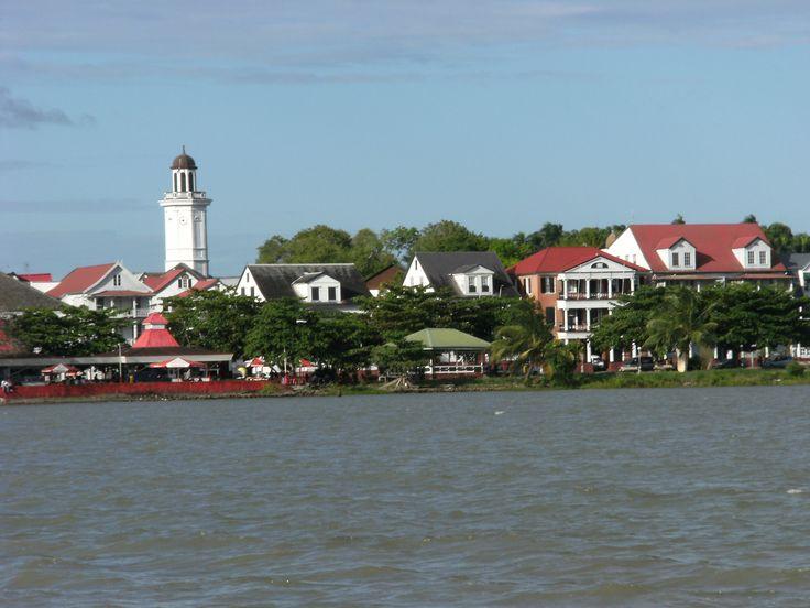 Paramaribo - Surinam.