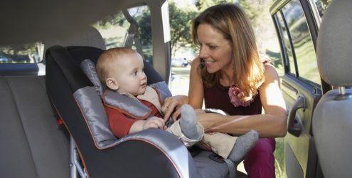 Viagem de carro com bebês e crianças | Baby Dicas