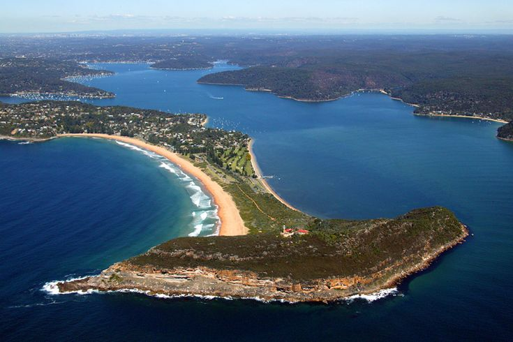 Barrenjoey, Pittwater and Palm Beach, Sydney.