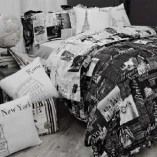 28 Best Travel Themed Comforter Set Kidco Peapod