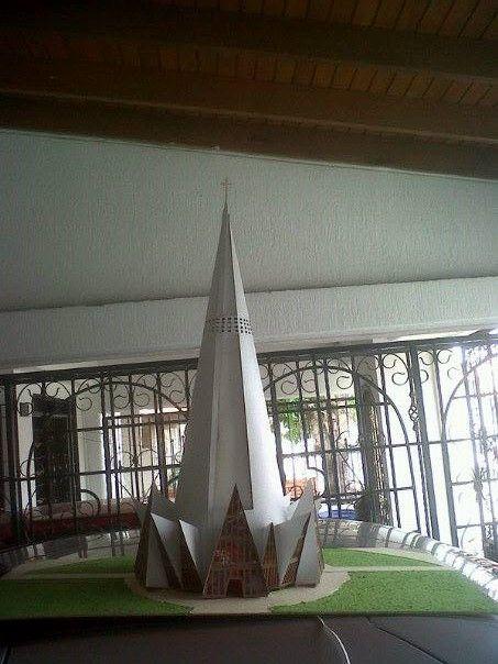 Catedral de Maringá (BRASIL)