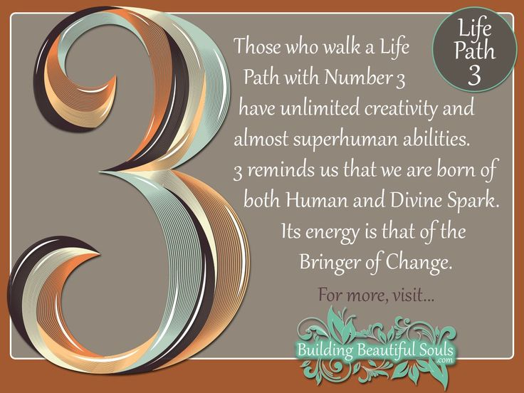 NUMEROLOGY 3 - Learn the NUMEROLOGY MEANINGS & spiritual significance of NUMBER 3. In-depth descriptions for LIFE PATH, COMPATIBILITY, DESTINY, & CAREER!
