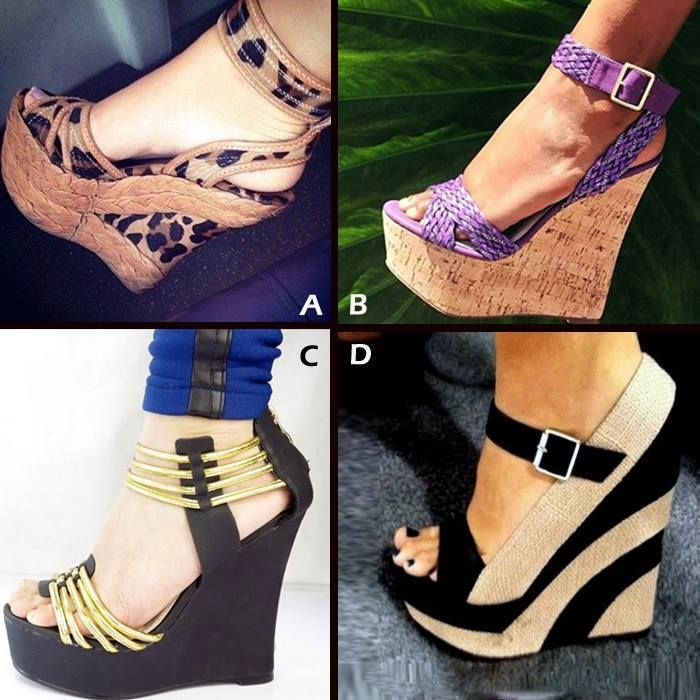 Best 25  Cheap wedges ideas on Pinterest | Wedge shoes outfits ...