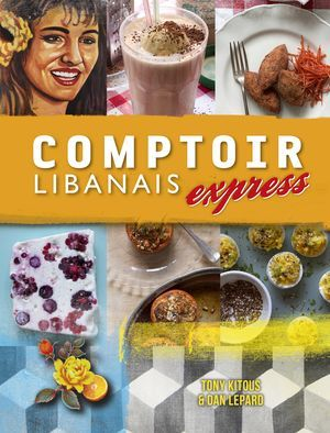 Tony Kitous and Dan Lepard are back with a brand new follow-up to their hugely successful Comptoir Libanais cookbook. Packed with 90 super-quick and easy Middle Eastern recipes, the Comptoir Libanais Express cookbook will revolutionise your midweek meals with exciting new flavours and dishes. Dan Lepard's food photography is stunning, making this book a true feast for the eyes.