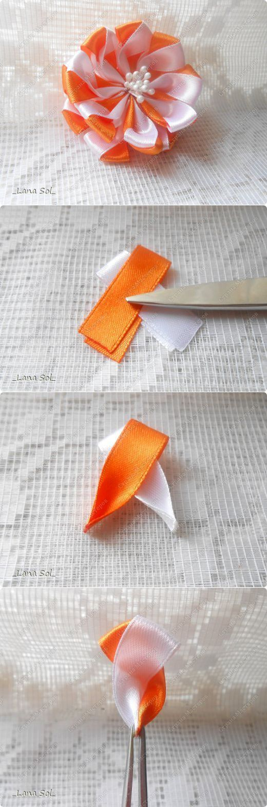 МК лепесточка и вариант его применения | Страна Мастеров
