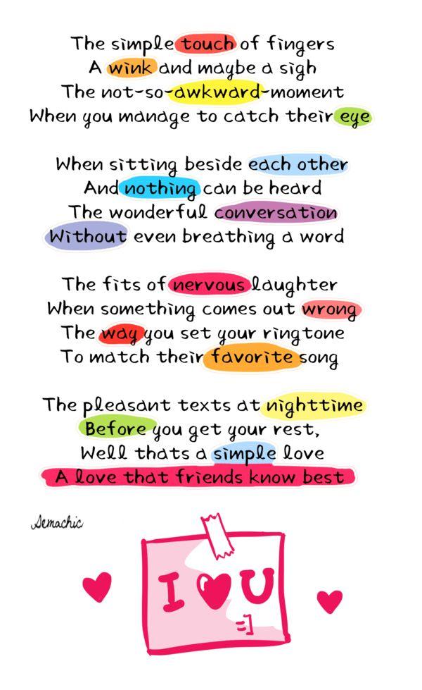 A Friendly-Kind-Of Love by Demachic.deviantart.com on @deviantART