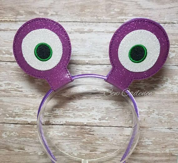 Purple Crab Eyes Moana Crab Tamatoa Costume Boo Monsters Etsy In 2020 Monsters Inc Costume Diy Monster Inc Costumes Crab Costume
