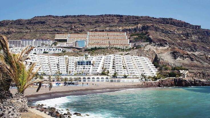 #10 Go on holiday abroad - Playa Taurito booked
