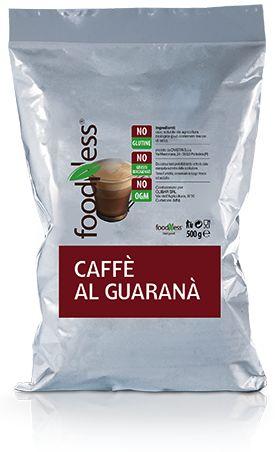 BUSTA 500gr - CAFFè AL GUARANà Γιατί πίνουν guarana καφέ; Guarana είναι ένα φυσικό διεγερτικό, με ευεργετικές επιδράσεις στο κεντρικό νευρικό σύστημα και το καρδιαγγειακό Βελτιώνει την πέψη Πλούσια σε μαγνήσιο, κάλιο, φώσφορο, ασβέστιο, σίδηρο και βιταμίνες Στο παρελθόν, το φυτό guarana θεωρήθηκε ιερός από φυλές του Αμαζονίου, λατρευόταν ως θεός της ζωτικότητας και της μακροζωίας