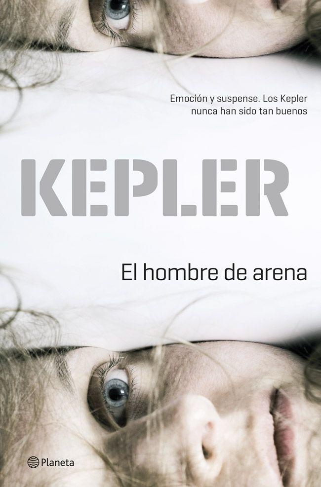 El hombre de arena, vuelve Lars Kepler con un asesino en serie - El Khalzon Lector