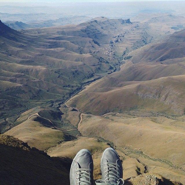 Peaceful ~ Sani Pass