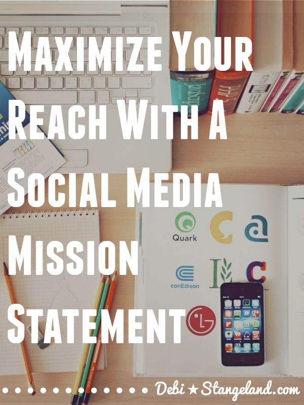 mission vision social responsibility