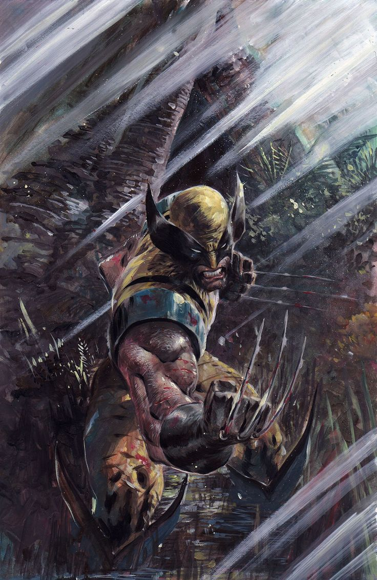 westcoastavengers:   Wolverine | Ardian Syaf - Living life one comic book at a time.