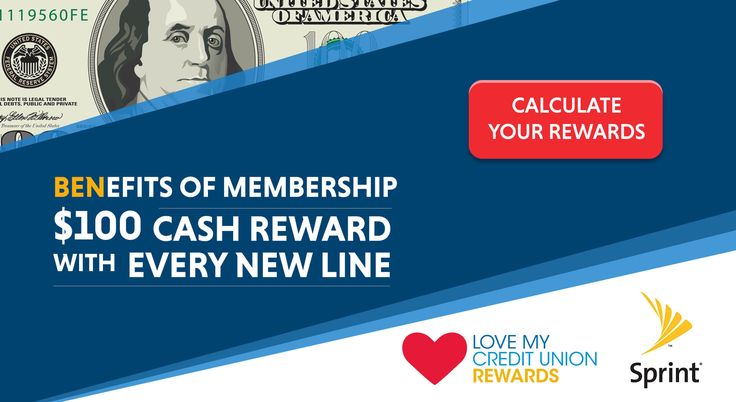 Being a credit union member has its benefits sign up for