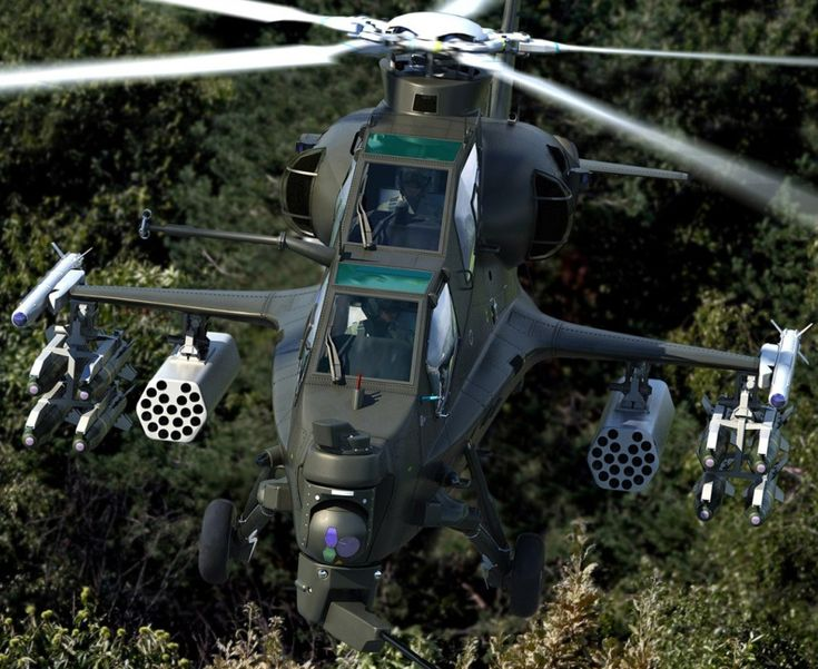 WZ-10 Attack Helicopter (China)