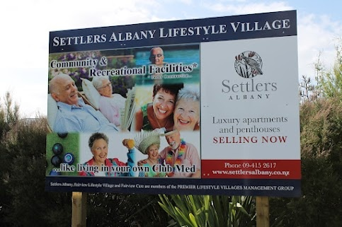 Elder Care services - new concepts appearing all the time