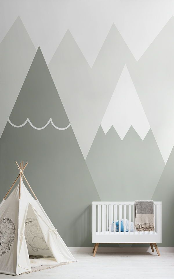 Kids Wallpaper Childrens Wallpaper Murals Wallpaper In 2020 Simple Kids Bedrooms Scandinavian Kids Rooms Childrens Bedrooms Design