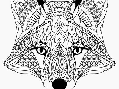 40 Best Adult Coloring Images On Pinterest