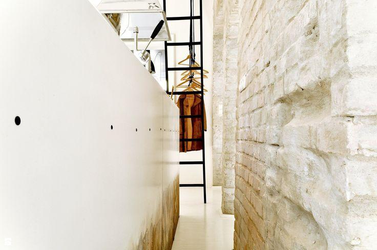 industrialana kamienica / PROJEKT i – nowoczesna STODOŁA | wnętrza & DESIGN | projekty DOMÓW | dom STODOŁA