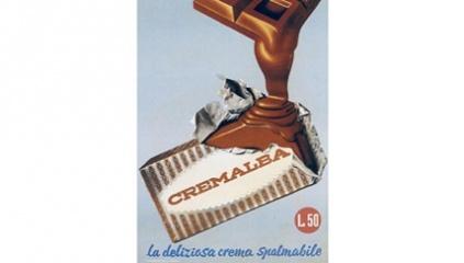 Ferrero – Immagini Advertising anni '50