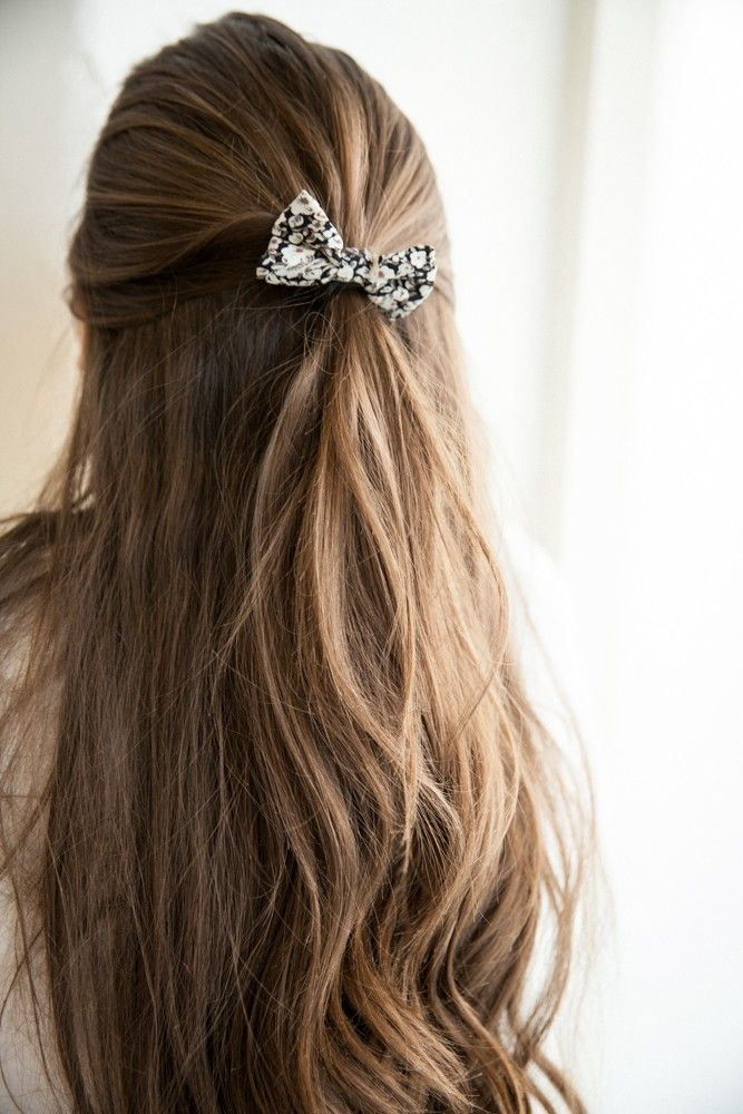 tie hair styles 17 best ideas about ribbon hair on ribbon 6656