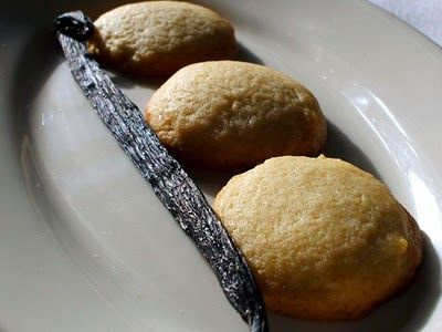 Homemade Vanilla Wafers-- I've been forgetting to look up this recipe for years!