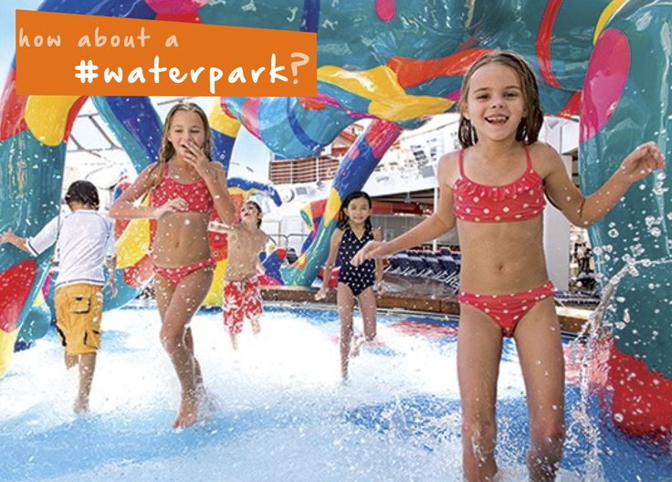 Cool off from #summer heat with a fun trip to a #waterpark nearby! #familyfun #thingstodo