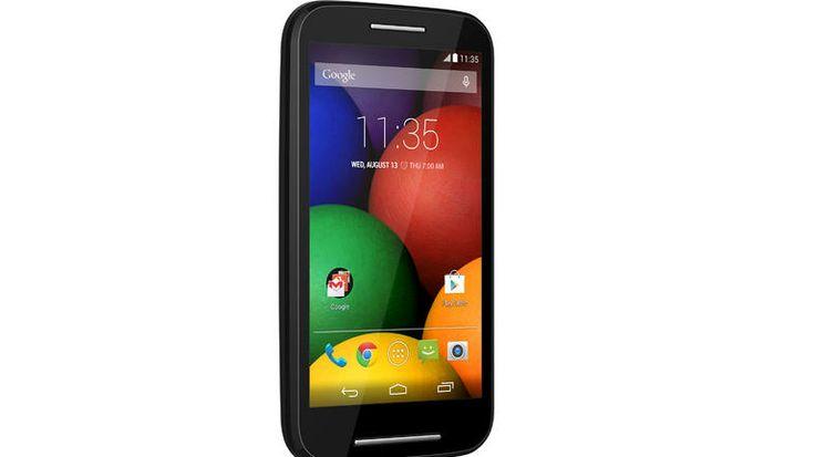 Motorola Moto E Preview - CNET