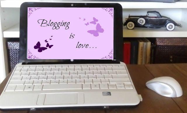 Το e - περιοδικό μας: Blogging και αγάπη