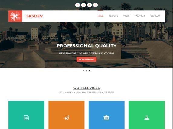 Mejores 121 imágenes de WordPress Themes en Pinterest | Plantillas ...