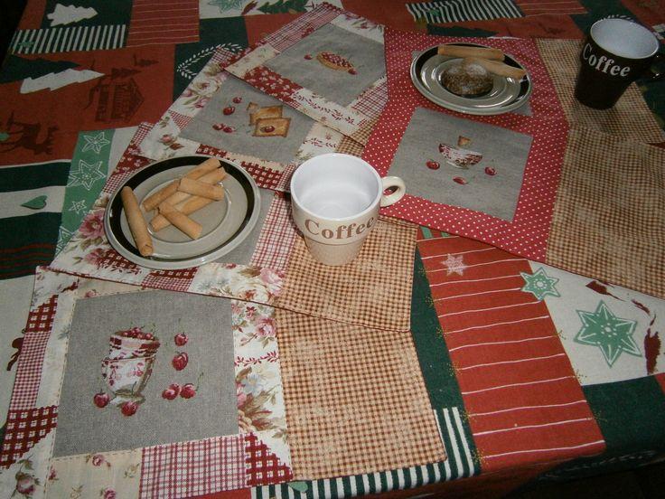 Petits sets pour le thé