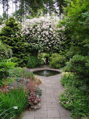 Heronswood Garden, Mornington Peninsula, Victoria, Aust