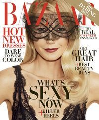November 01, 2016 issue of Harper's Bazaar. Available now at WCL via Zinio.