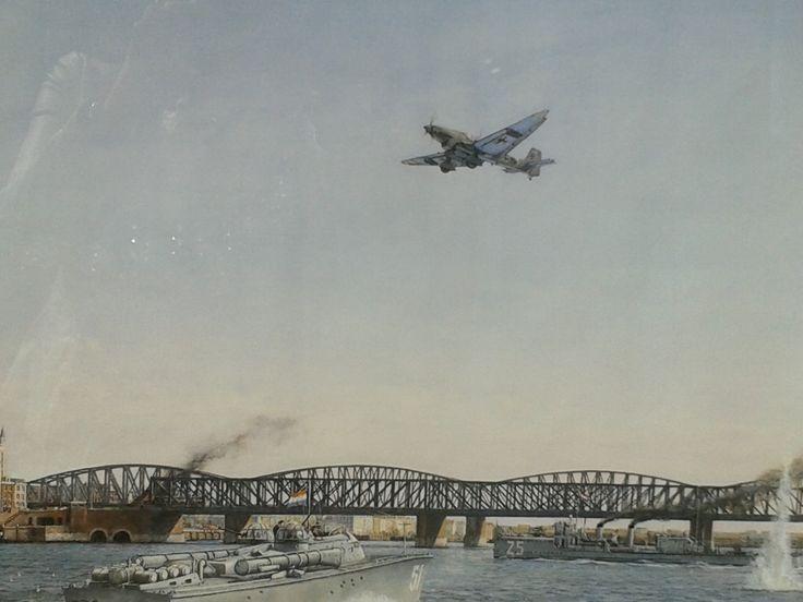 Stuka over Rotterdam